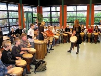 Atelier slagwerk – Feel the beat - naschools